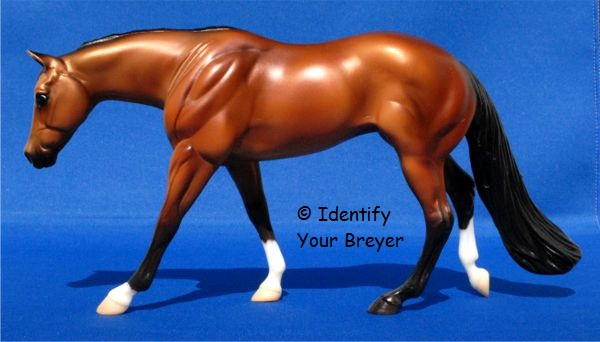 Identify Your Breyer - American Quarter Horse Mare