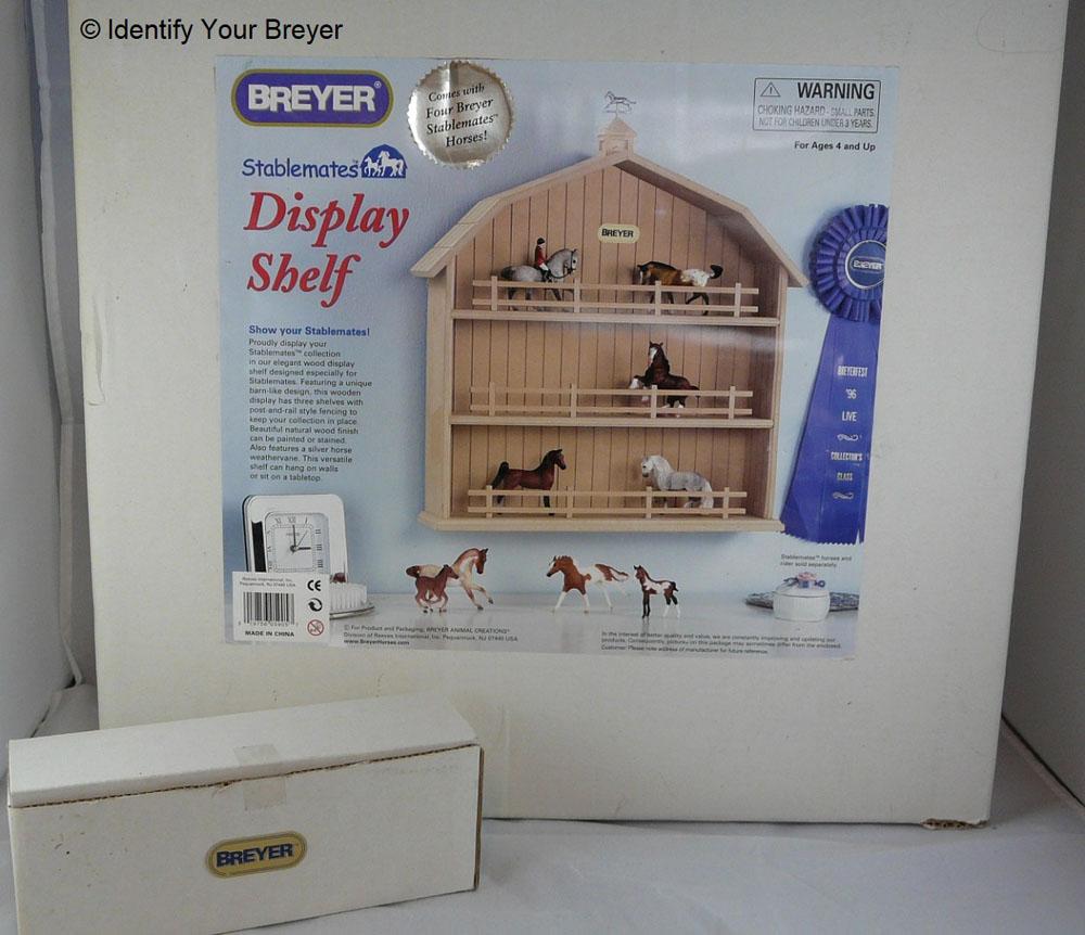 Identify Your Breyer Shetland Pony Stablemates Series