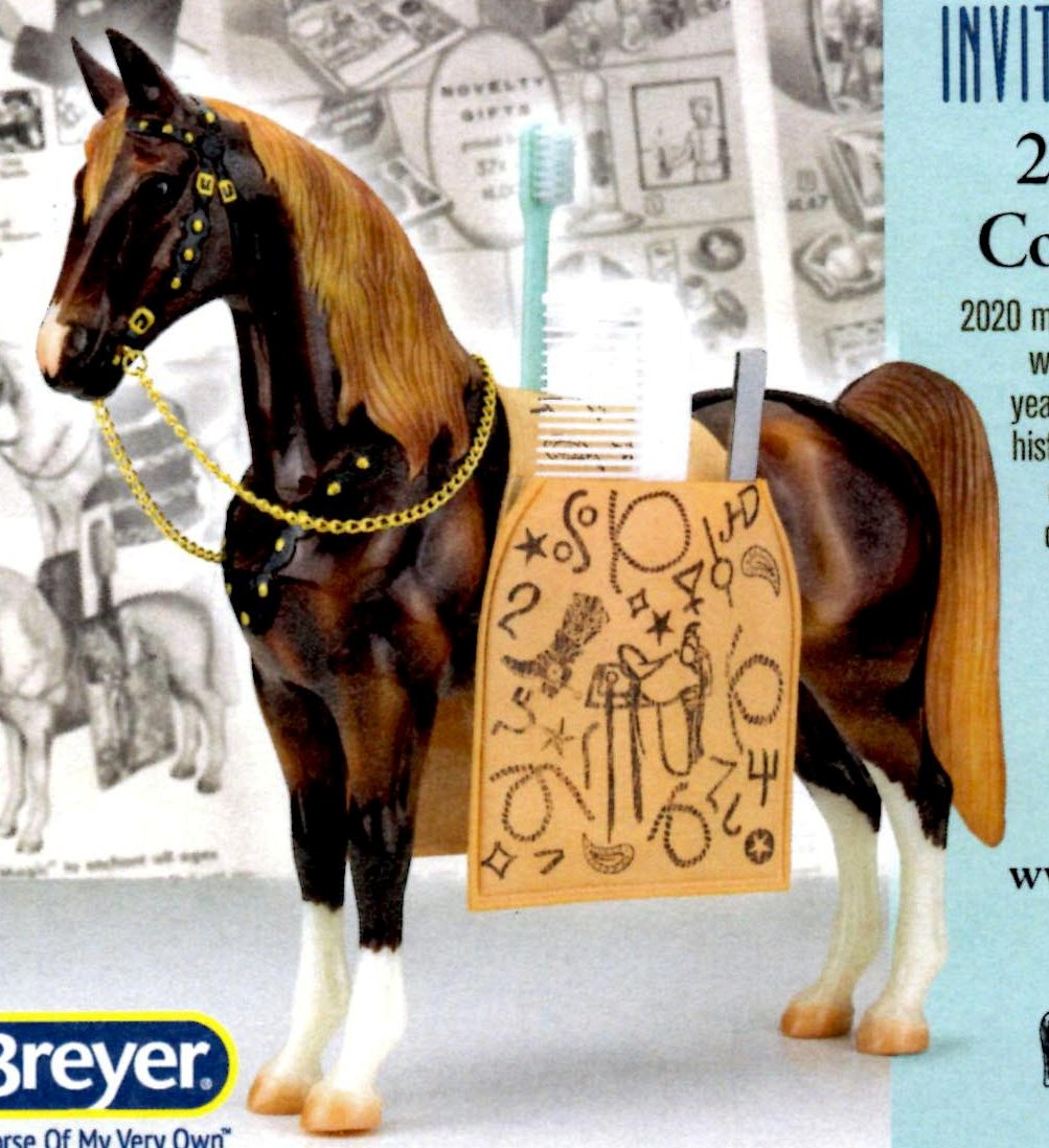 Identify Your Breyer - New Breyer Models for 2020