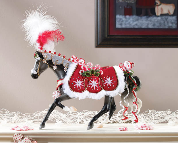 Horse Christmas Ornaments